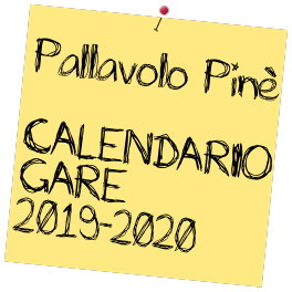 Post It Calendario GARE 2019 20web