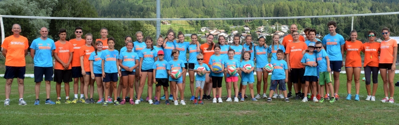 SummerVolleyCamp2017 GruppoAgosto 1