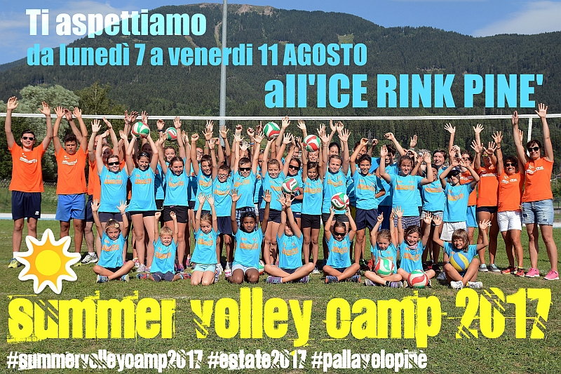 SummerVolleyCamp AGOSTO gruppone