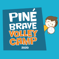 logo piné brave volley camp 2020web