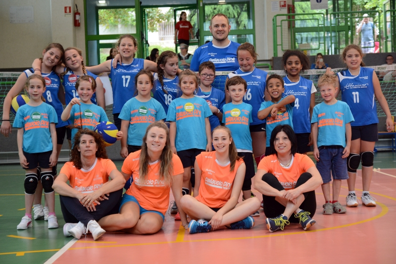 MATTARELLO Minivolley 1