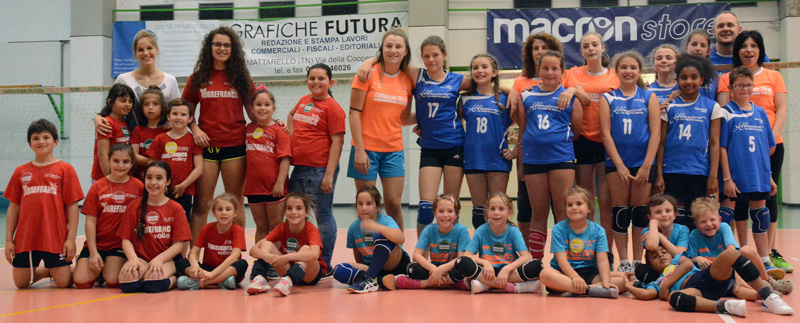MATTARELLO Minivolley 2