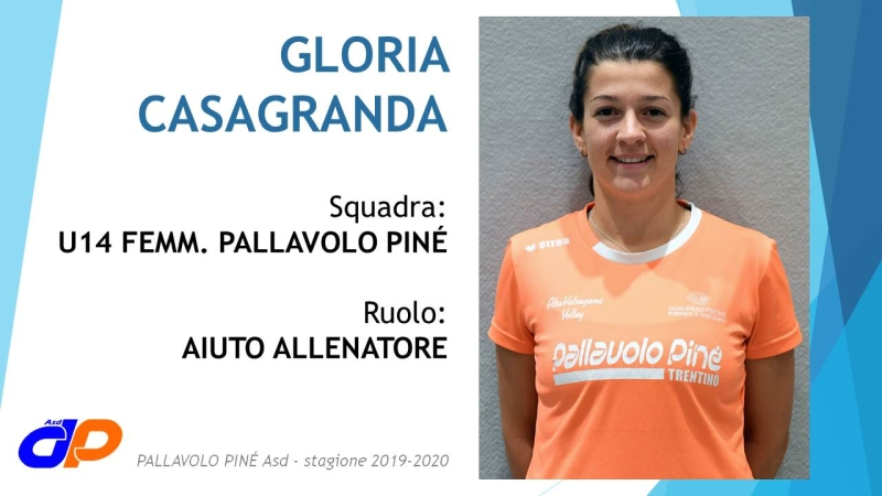 COACH GLORIA CASAGRANDA