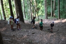 SUMMER VOLLEY CAMP 2020 - Escursione alla Cascata del Lupo-14