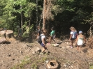 SUMMER VOLLEY CAMP 2020 - Escursione alla Cascata del Lupo-32