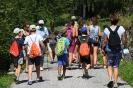 SUMMER VOLLEY CAMP 2020 - Escursione alla Cascata del Lupo-3