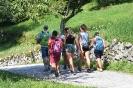SUMMER VOLLEY CAMP 2020 - Escursione alla Cascata del Lupo-4