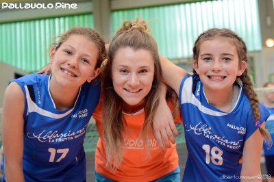 4° concentramento MINIVOLLEY e UNDER 12-3