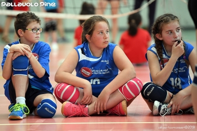 4° concentramento MINIVOLLEY e UNDER 12-7